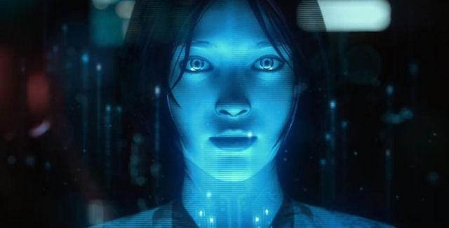 Halo 4 Cortana CGI