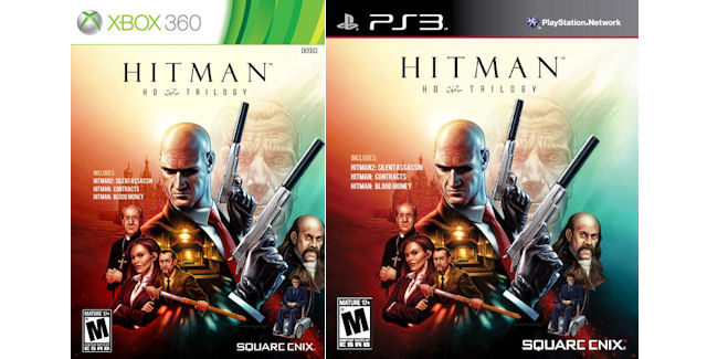 Hitman Hd Trilogy Announced For Xbox 360 Ps3 Video Games Blogger