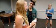 Justin Bieber Surprises Fans