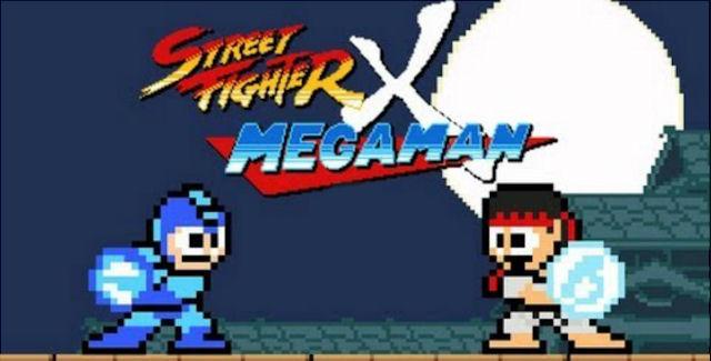 Street Fighter X Mega Man Download