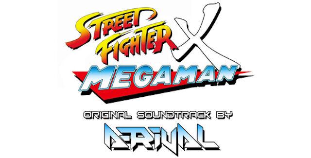 Street Fighter X Mega Man Soundtrack