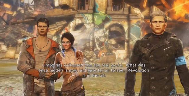DmC: Devil May Cry 2: Human Revolution