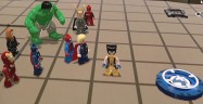 Lego Marvel Super Heroes trailer