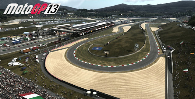 MotoGP 13 screenshot