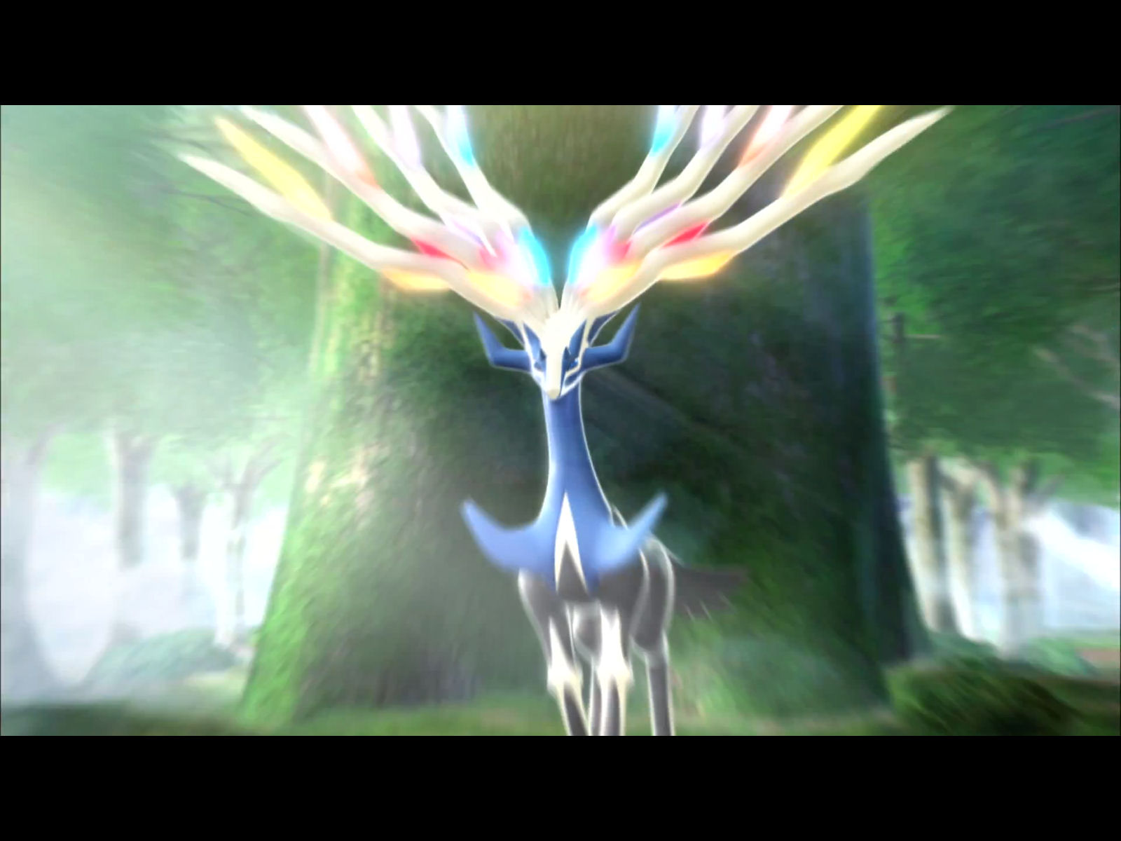 pokemon x and y xerneas Sony PS4 Sony PS2