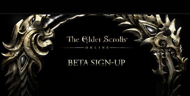 The Elder Scrolls Online Beta Testing