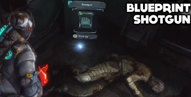 Dead space 3 blueprints locations guide malvernweather Images