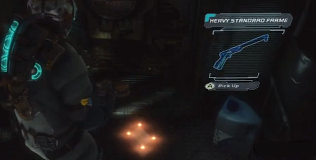 Dead space 3 weapon parts locations guide malvernweather Images
