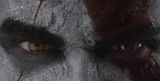 God of War Ascension Kratos eyes