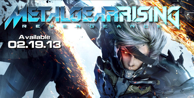 Metal Gear Rising Revengeance Walkthrough