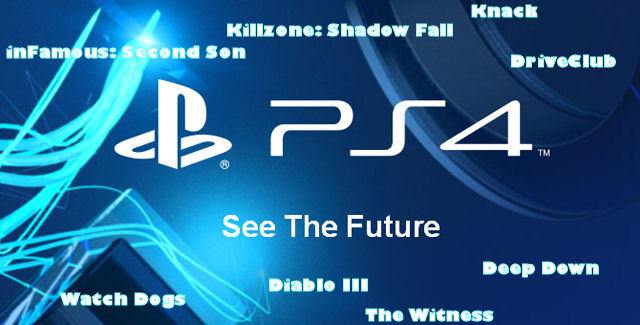 PS4 Launch Games List