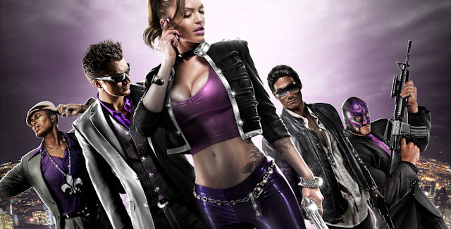 Dating in saints row 4