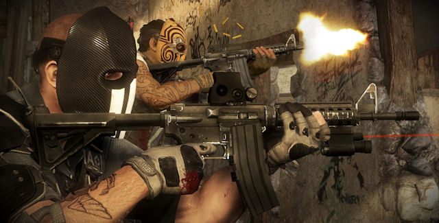 Army of Two: The Devil's Cartel Weapons, Guns, Outfits, Masks & Tattoos Guide