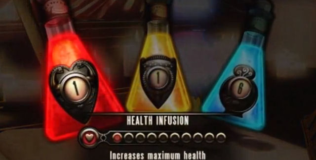BioShock Infinite Infusion Upgrades Locations Guide