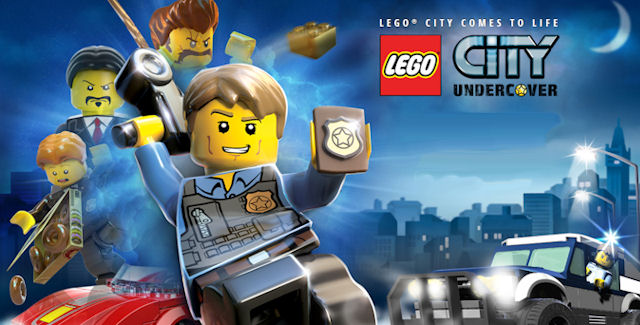 Lego City Undercover Walkthrough Video Games Blogger