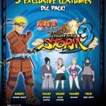 Naruto Shippuden: Ultimate Ninja Storm 3 Alternative Costumes