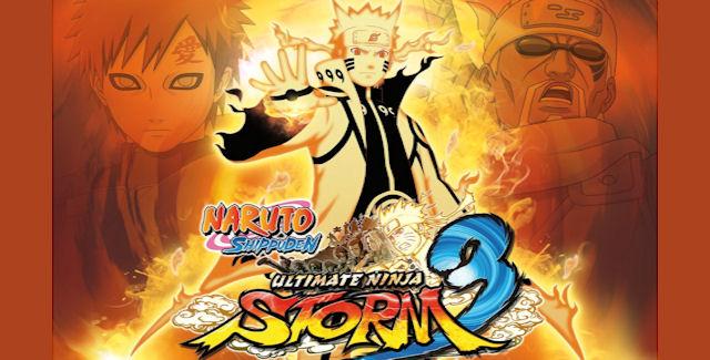 Naruto Shippuden: Ultimate Ninja Storm 3 Cheats