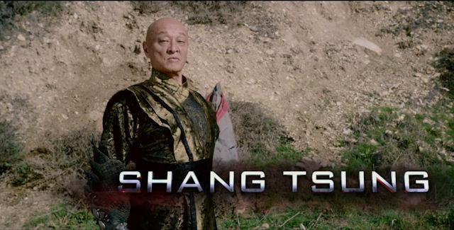 Shang Tsung in Mortal Kombat: Legacy Season 2 Debut Trailer