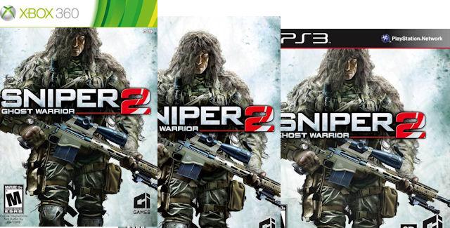 Sniper: Ghost Warrior 2 Unboxing