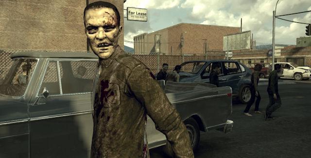 The Walking Dead: Survival Instinct Collectibles