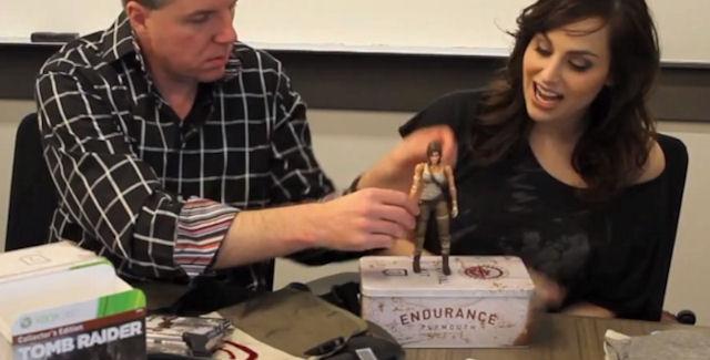 Tomb Raider 2013 Unboxing