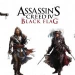 Assassin's Creed 4 Artwork Wallpaper