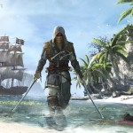 Assassin's Creed 4 Jackdaw Pirate Ship Wallpaper
