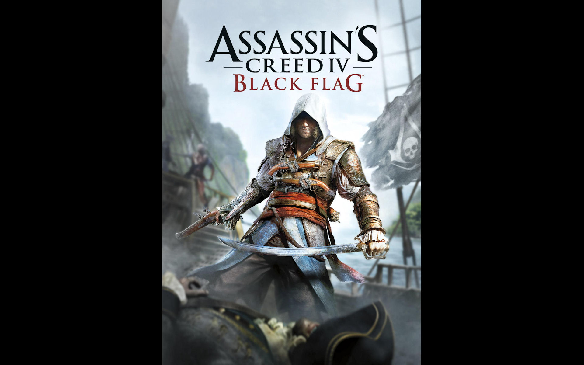 Assassin S Creed Iv Black Flag Wallpaper