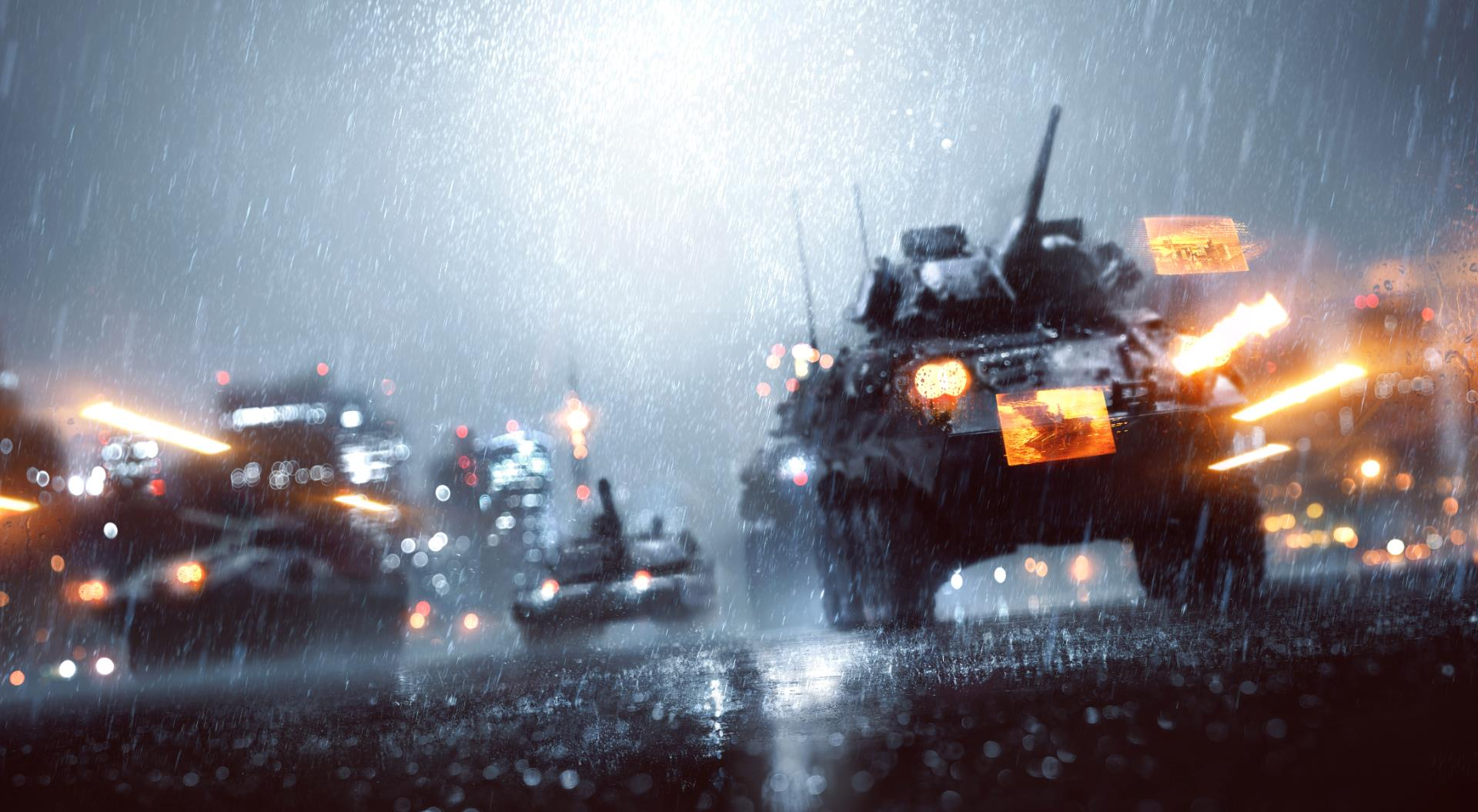 Battlefield 4 Background Wallpaper