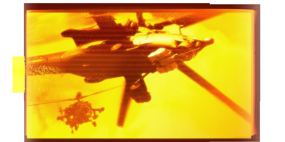 Battlefield 4 Helicopter Wallpaper