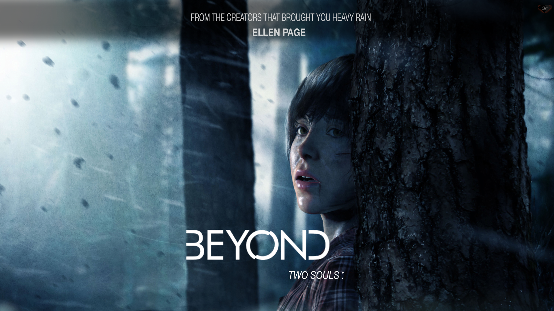 Beyond Two Souls Film Poster Wallpaper