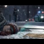Beyond Two Souls Jodie Holmes Homeless Wallpaper