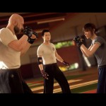 Beyond Two Souls Jodie Holmes Training Wallpaper