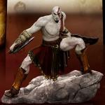 God of War Ascension Figurine