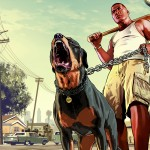 Grand Theft Auto 5 Dog Wallpaper