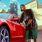 Grand Theft Auto 5 Lamar Wallpaper