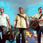 Grand Theft Auto 5 Trevor Franklin Michael Wallpaper