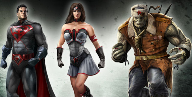 Injustice Gods Among Us Alternate Costumes  sc 1 st  Video Games Blogger & How To Unlock Injustice Gods Among Us Alternate Costumes