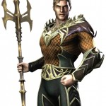 Injustice Gods Among Us Aquaman Artwork