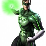 Injustice Gods Among Us Green Lantern Artwork