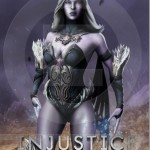 Injustice Gods Among Us Killer Frost Artwork