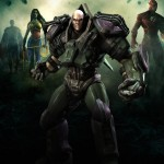 Injustice Gods Among Us Lex Luthor Artwork
