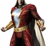 Injustice Gods Among Us Shazam Artwork