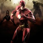 Injustice Gods Among Us The Flash Artwork