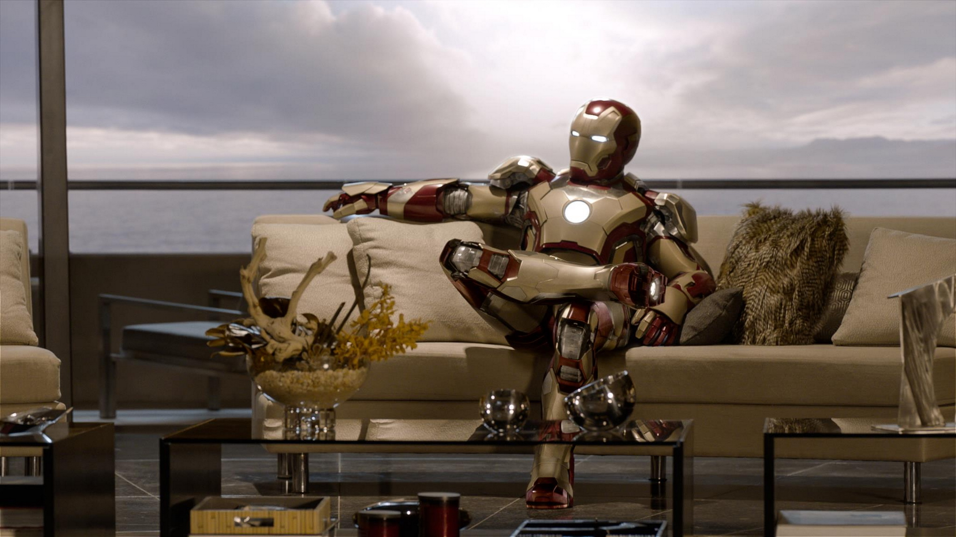 Iron Man 3 Movie Wallpaper