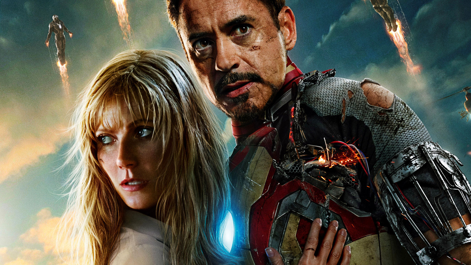Iron Man 3 Wallpaper HD