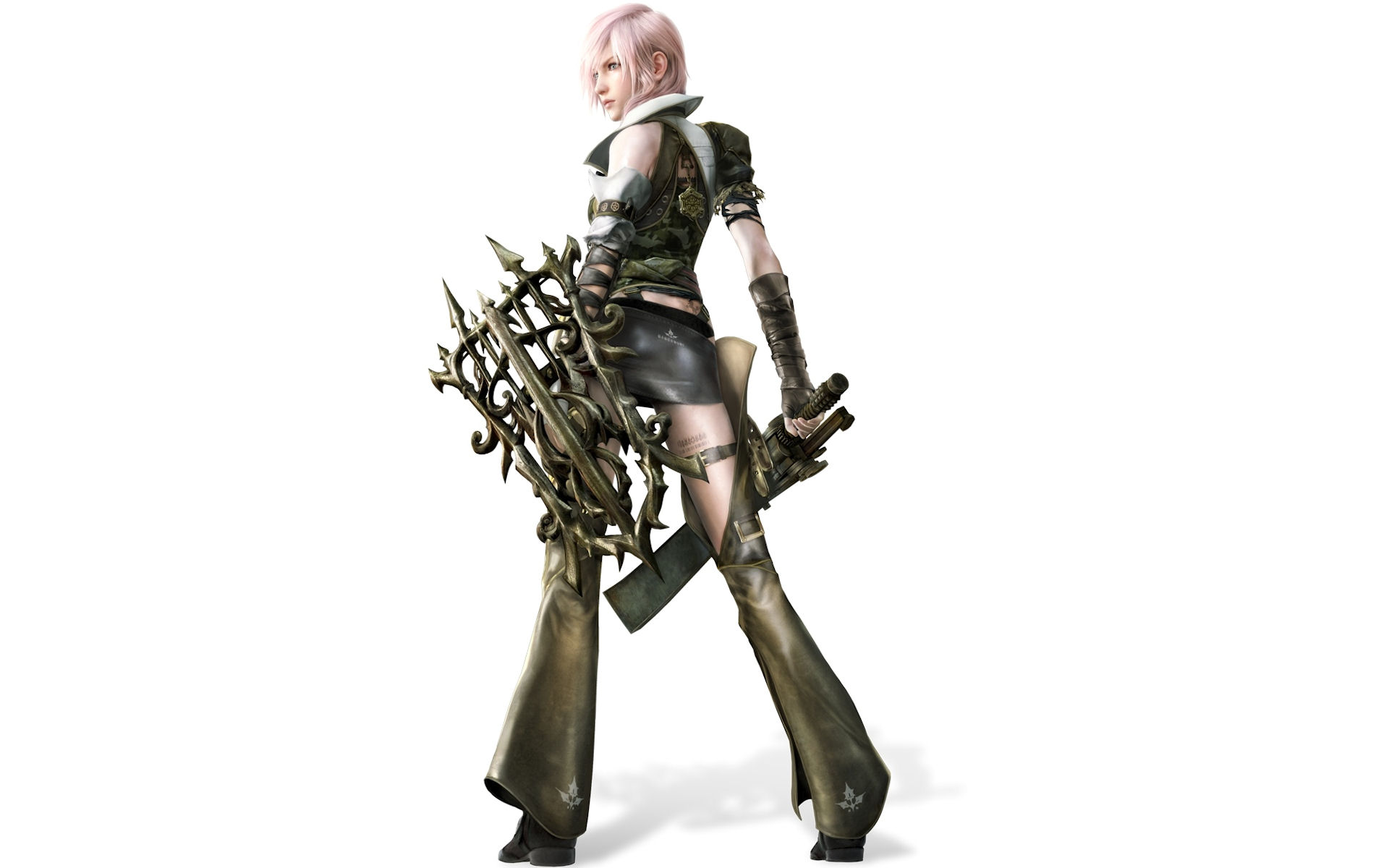 Lightning Returns Final Fantasy XIII Dark Muse Wallpaper