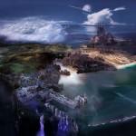 Lightning Returns Final Fantasy XIII Islands Wallpaper