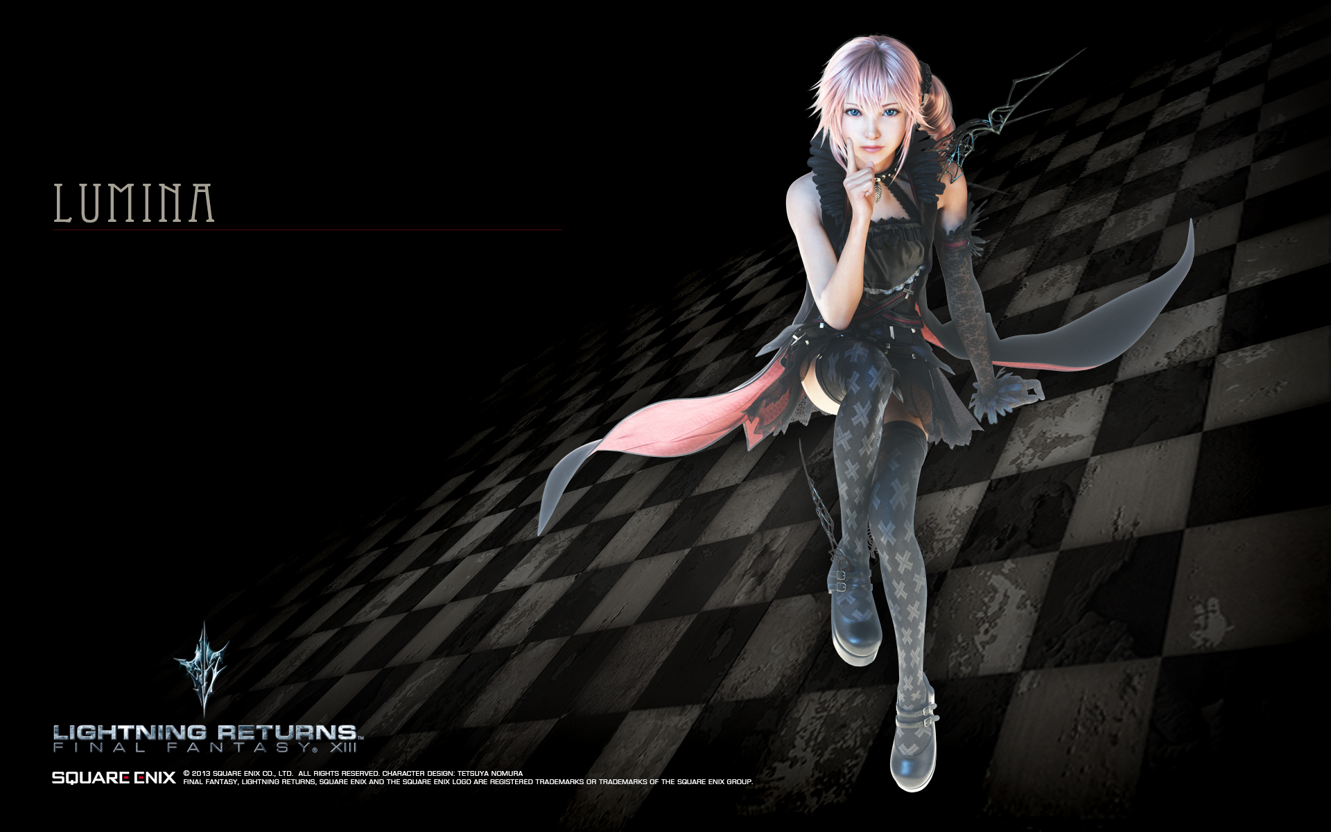 Lightning Returns Final Fantasy Xiii Lumina Wallpaper