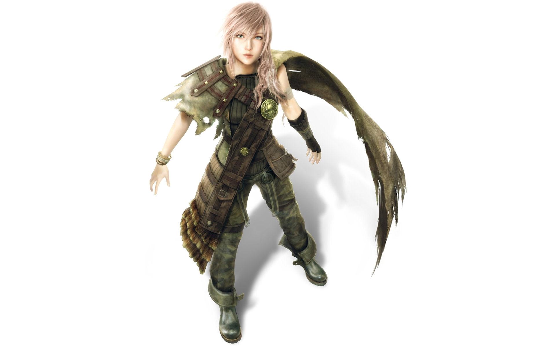 Lightning Returns Final Fantasy XIII Shadow Dust Wallpaper